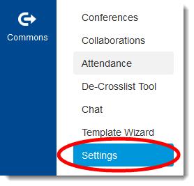 course-menu-settings
